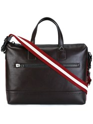 Bally Tammi Briefcase Brown