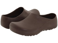 Professional Birki By Birkenstock Brown Clog Shoes