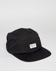 Brixton Hendrick 5 Panel Cap Black