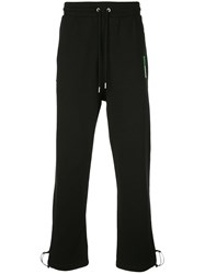 Opening Ceremony Toggled Track Pants Black