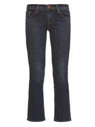 J Brand Selena Mid Rise Boot Cut Jeans