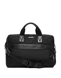 Michael Kors Parker Large Briefcase Black