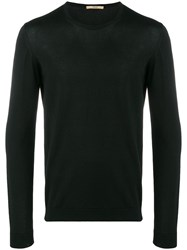 Nuur Round Neck Jumper Black