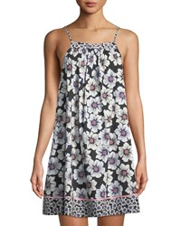 Kate Spade Hollyhock Chemise Multi Pattern