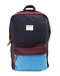 Sandqvist Jimmy Multicolour Backpack With Pocket