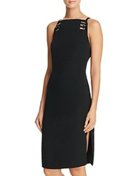 Finders Keepers Alexey Hardware Detail Dress Black