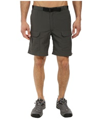 Royal Robbins Backcountry Short Obsidian Men's Shorts Brown