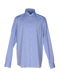 Henry Smith Shirts Sky Blue