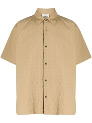 Acne Studios Seersucker Shirt 60