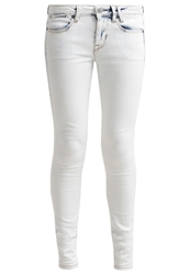 Guess Jegging Slim Fit Jeans Shiny Light Blue