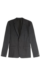 Paul And Joe Flannel Blazer Grey