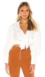 C Meo Collective Kind To You Top In White.