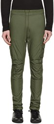 John Elliott Green Cargo Trousers