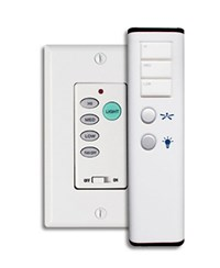 Modern Fan 005 Speed And Light Wall And Remote Control White