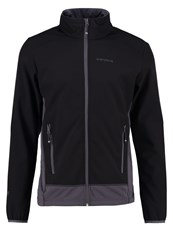 Icepeak Sami Soft Shell Jacket Schwarz Black