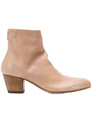 Officine Creative Ankle Boots Neutrals
