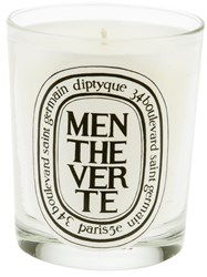 Diptyque 'Menthe Verte' Candle White