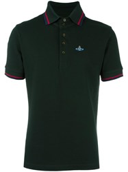 Vivienne Westwood Man 'Krall' Polo Shirt Green