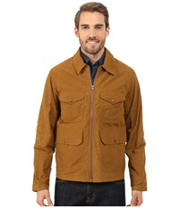 Filson Bell Bomber Warm Tan Men's Clothing