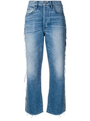 3X1 Side Tape Straight Jeans 60