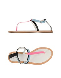 Paul Smith Footwear Thong Sandals Women Fuchsia