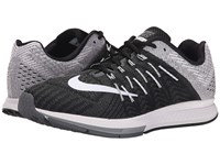 Nike Air Zoom Elite 8 Black Wolf Grey Dark Grey White Men's Running Shoes