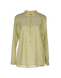 Jucca Shirts Blouses Women Acid Green