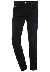Ltb Diego Slim Fit Jeans Argus Wash Black Denim