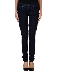 Textile Elizabeth And James Casual Pants Dark Blue