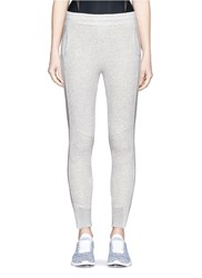 Athletic Propulsion Labs 'The Perfect Joggers' In Cotton French Terry Grey