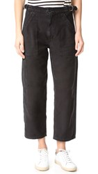 Citizens Of Humanity Kendall Wide Leg Jeans Vintage Black