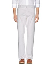 Geox Casual Pants White