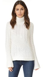 Ramy Brook Silena Sweater Ivory
