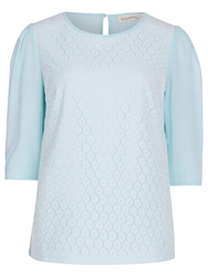 Sugarhill Boutique Summer Blouse Mint Green