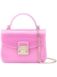 Furla Candy Crossbody Bag Pink