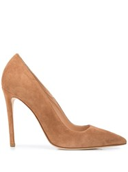 Brother Vellies Pointed Toe Pumps 60