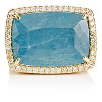 Irene Neuwirth Diamond Collection Women's Gemstone Cocktail Ring No Color