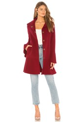 Joie Anichka Coat Red