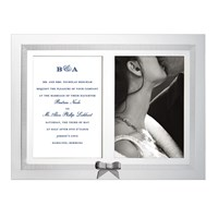 Kate Spade Grace Avenue Double Invitation Frame