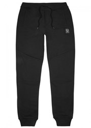 Belstaff Oakington Jersey Jogging Trousers Black