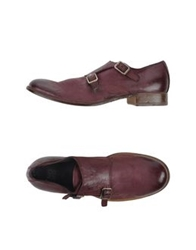 Moma Moccasins Deep Purple