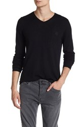Zadig And Voltaire Peter Long Sleeve Pullover Black