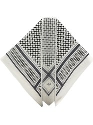 Lala Berlin Triangle Neo Scarf Women Cashmere One Size Grey