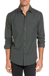Rodd And Gunn Men's 'Sinclair' Trim Fit Brushed Twill Sport Shirt