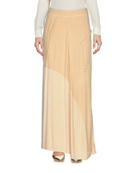 Daniela Dalla Valle Elisa Cavaletti Long Skirts Ocher