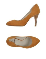 Fabi Pumps Camel