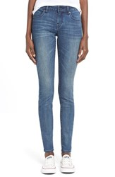 Junior Women's Volcom Stretch Denim Skinny Jeans