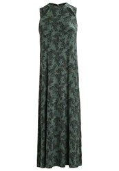 Khujo Shirin Maxi Dress Emerald Green