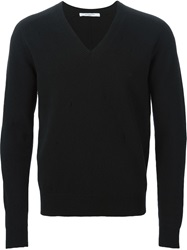 Givenchy Distressed Sweater Black