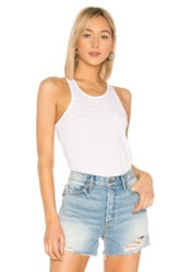 Frank And Eileen Tee Lab Base Layer Tank White